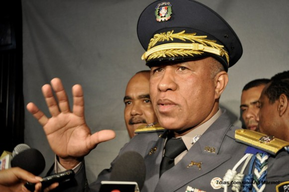 Jefe de la Policía reconoce un aumento de la delincuencia en el país