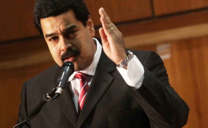 Maduro pagó este año 13 mil millones de dólares en deuda externa