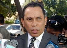 PLD califica de ultraje 'agresión' contra Hernández Peguero y condena acción