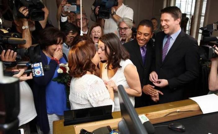 Legalizan el matrimonio gay en Miami