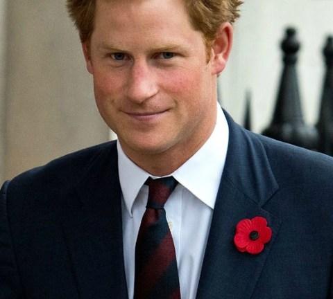 Harry de Inglaterra es el hombre más atractivo