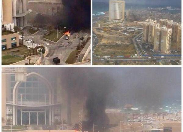 Estado Islámico mata 8 personas y mantiene a 12 como rehenes en Libia