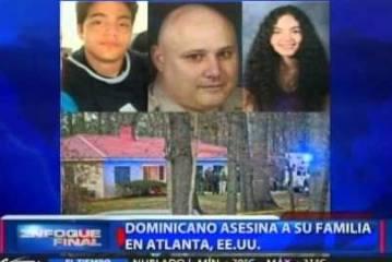 Dominicana asesina a sus hijos en Atlanta