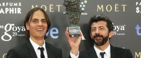 """""""La isla mínima"""" arrasa en los premios Goya 2015; se lleva diez estatuillas"""