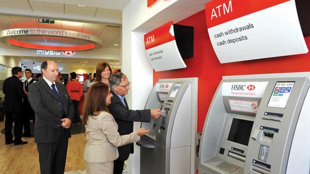 La fiscalía suiza allana la sede del banco HSBC