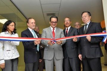 Industria y Comercio inaugura un Centro Pymes en la UASD