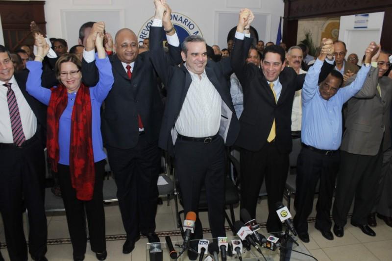 Luis Abinader habría ganado con el 70% de los votos en varios sectores de la capital