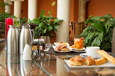 Mgallery  Hostal Nicolás de Ovando un menú ideal en San Valentín