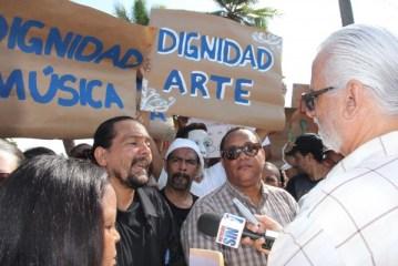 Artistas y profesores rechazan comisión para tratar salarios