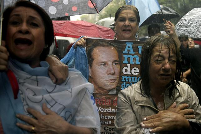 Medio millón de personas en Buenos Aires exigen justicia en el caso Nisman