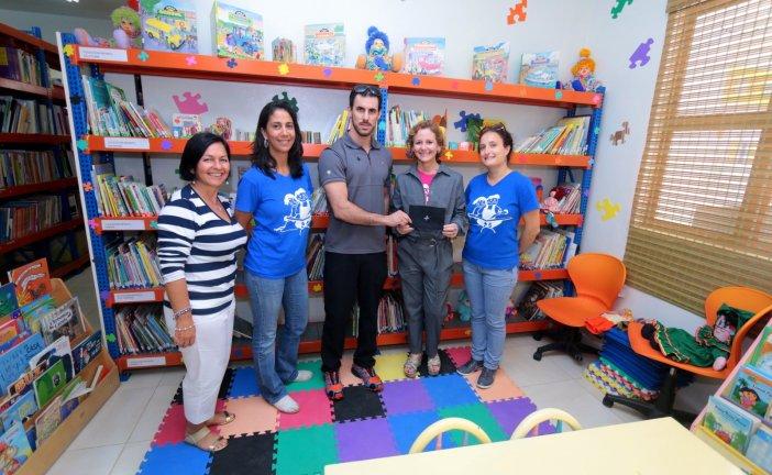 "Body Shop  entrega donativo al ""Hogar del Niño"" La Romana"