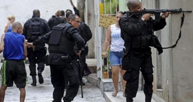 Tiroteo en cajero automático genera 11 muertos en Brasil