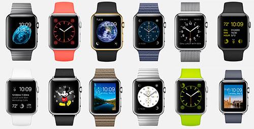 El reloj inteligente de Apple costará  349 dólares
