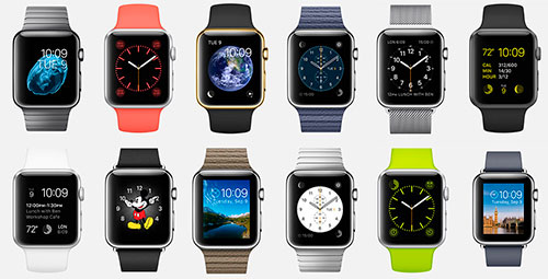 El reloj inteligente de Apple costará  349 dólares