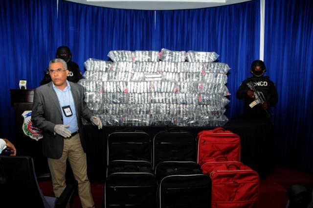Estados Unidos coloca a RD como uno de los países de mayor trafico de drogas