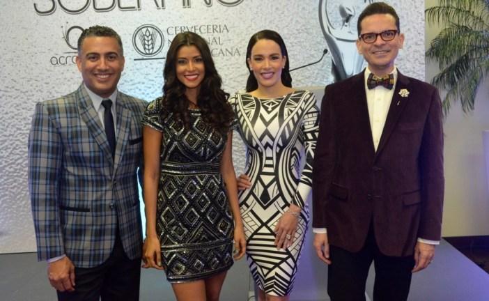 """Premios Soberano tendrá la alfombra roja más""""fashionista"""" de su historia"""