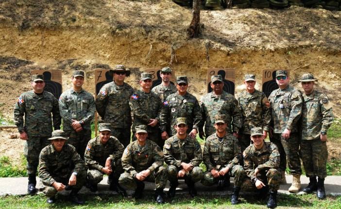 El Ejército sigue indetenible, llega a  a 17 años sin perder en torneo de tiro militar