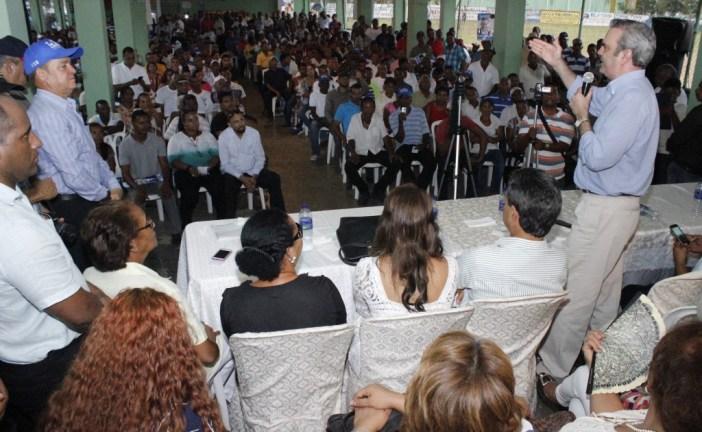 Abinader: 'para cambiar sistema de justicia se necesita un cambio total en el 2016'