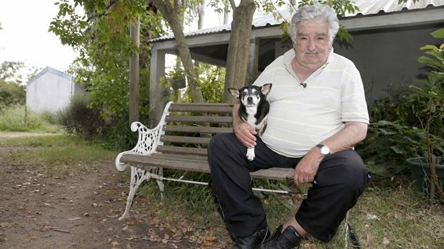 Pepe Mujica es ahora profesor de agricultura