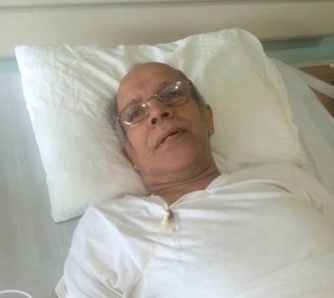 """""""Francisco Alberto Caramba"""" está gravemente enfermo y necesita de todos"""