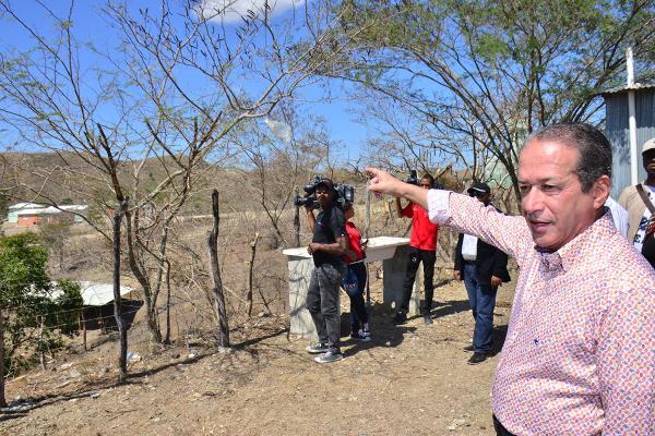 Reinaldo propone Plan Estratégico Fronterizo