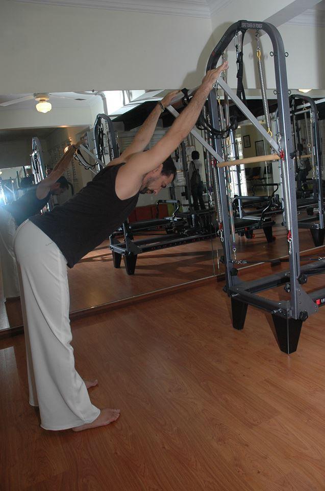 Nuevos entrenamientos de Allegro Tower of Power Pilates en Casa Holos