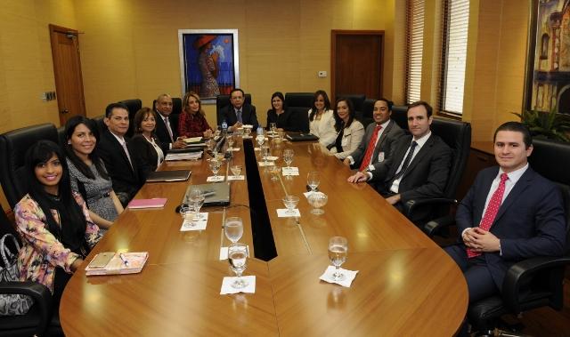 Gobernador BC se reúne con directivos de ANJE