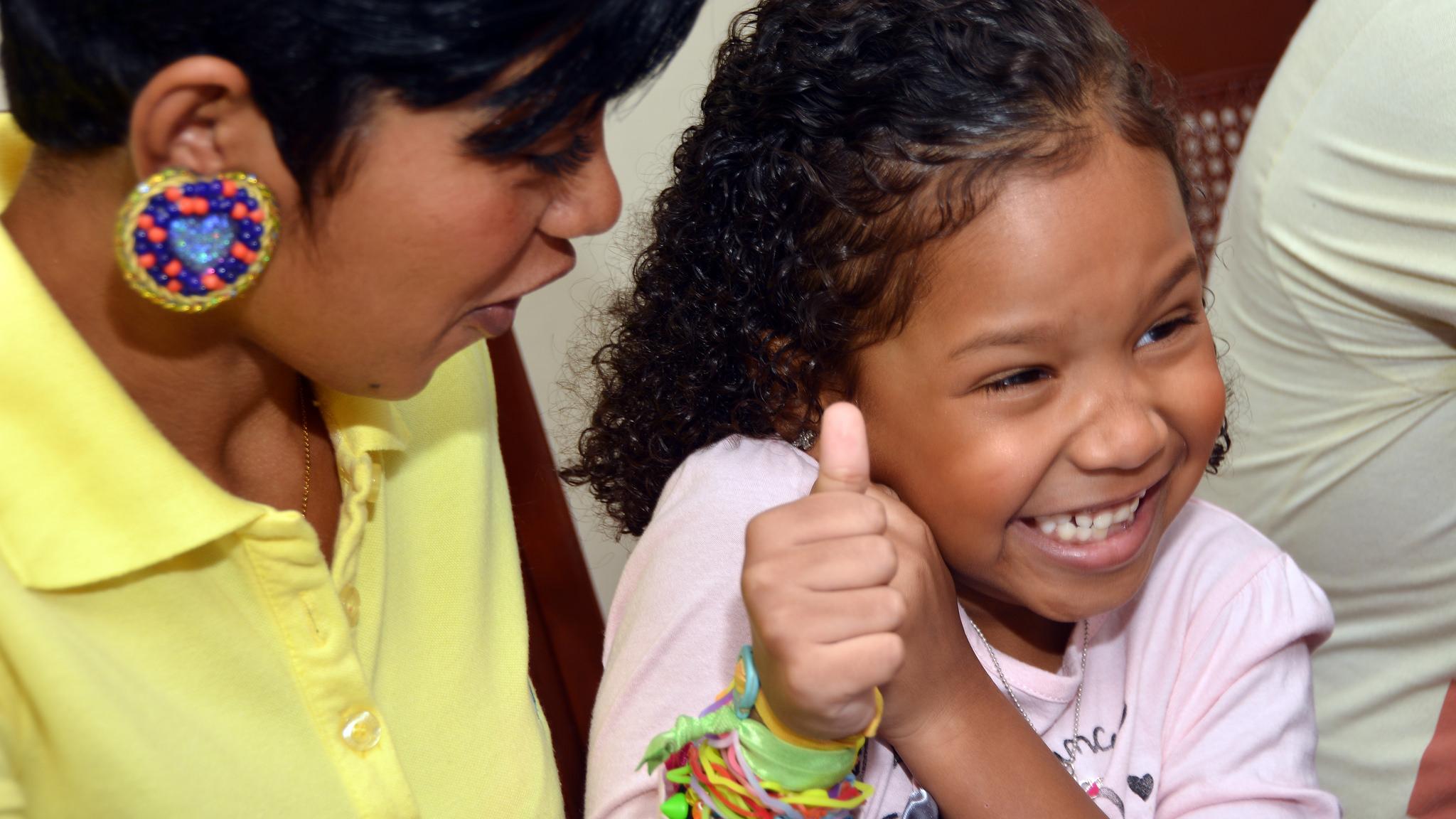 CAID recomienda chequeos médicos a niños con habilidades especiales