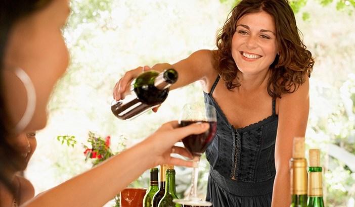 El vino, no lo dejes fuera de tu dieta