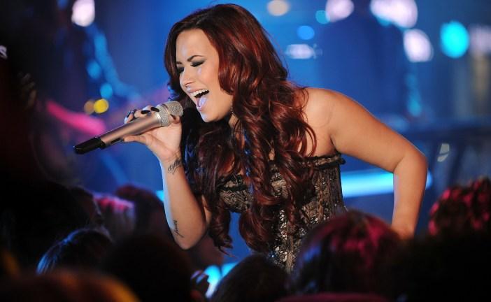 Demi Lovato celebra su tercer año sin probar drogas