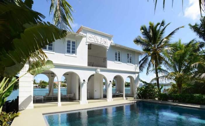 La lujosa mansión de Al Capone en Miami abre sus puertas y está ya disponible para rodajes