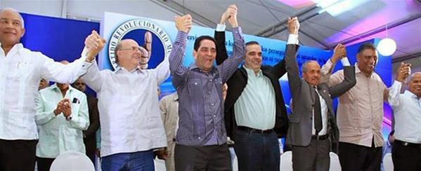 Unos 2 millones 390 mil  de personas votarán hoy en la convención del PRM