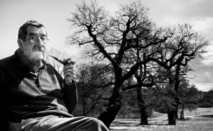 Muere Gunter Grass, Premio Nobel de Literatura