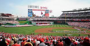 El estadio de los Nacionales de Washington será la sede del Juego de Estrellas 2018