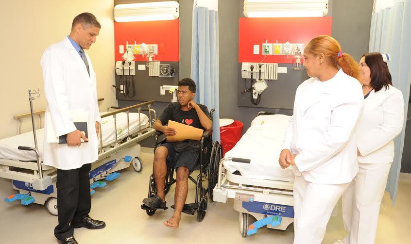 Hospital Darío Contreras inició servicios emergencias, cirugías e internamientos