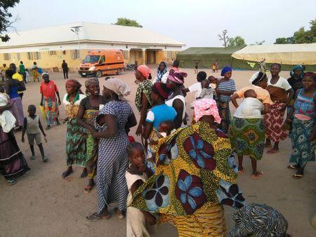 Mujeres nigerianas liberadas narran horror de cautiverio en manos de Boko Haram
