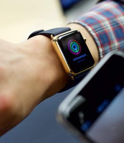 La hora del reloj inteligente