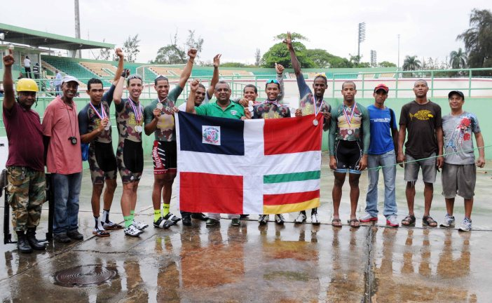 Ejército Nacional gana el torneo de ciclismo militar