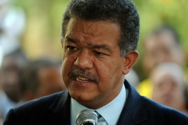 Leonel pondera desarrollo y progreso de los dominicanos en Estados Unidos
