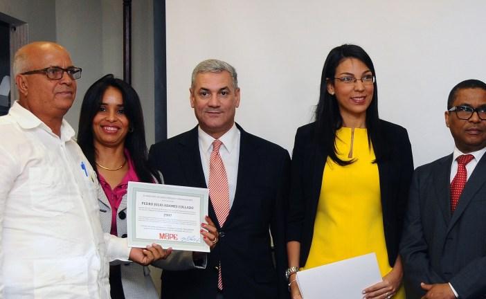Gobierno entrega RD$180 millones para inicio de obras en San Juan de la Maguana