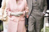 El Príncipe Carlos y Camila Parker Bowles hablaron de la llegada de la bebé real