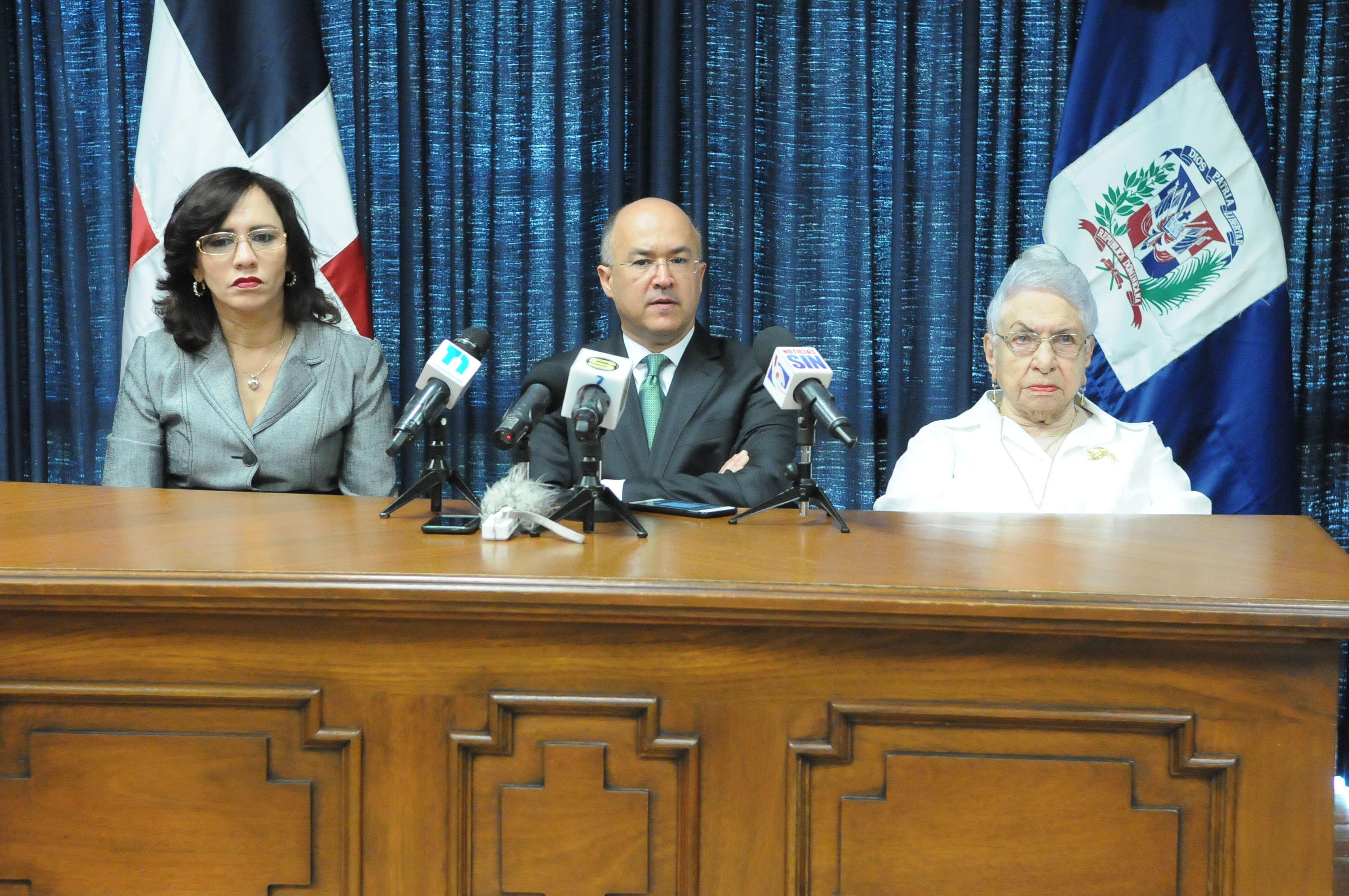 RD creará  Unidad Especializada en Violencia contra el Adulto Mayor
