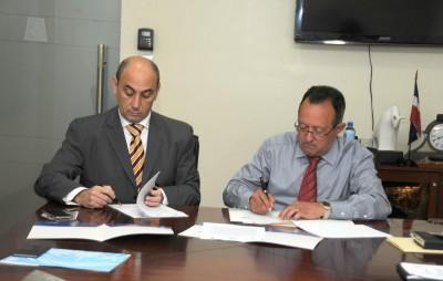 Agricultura, PNUD y Comisión Nacional del Cacao firman acuerdo de trabajo