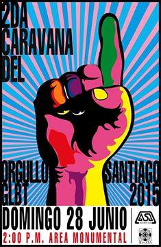 Mañana domingo es la Caravana LGTB del Cibao en Santiago