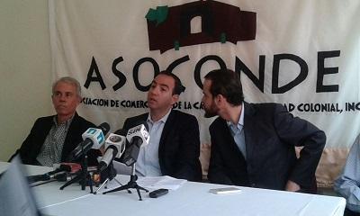Turismo y ASOCONDE renovarán la imagen de la calle El Conde