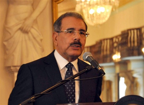 Danilo felicita presidente electo en Guatemala