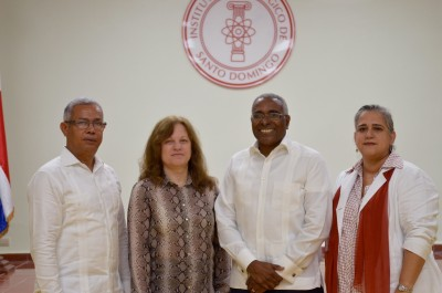 INTEC reconoce a destacada catedrática