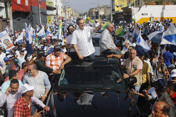 """Abinader: """"Danilo encabeza el acuerdo del reparto y la impunidad"""""""