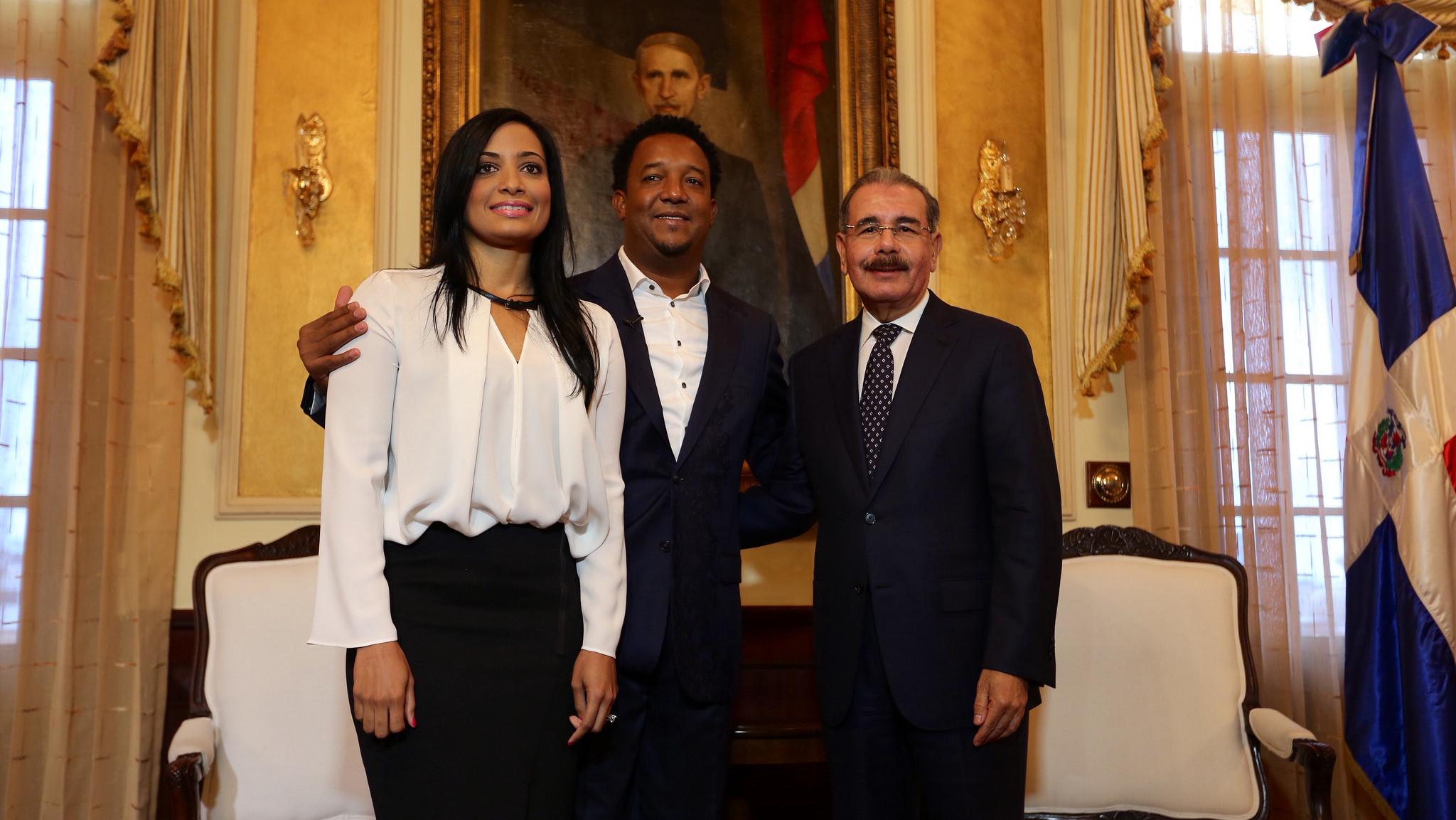Danilo Medina expresa orgullo por exaltación Pedro Martínez a Cooperstown