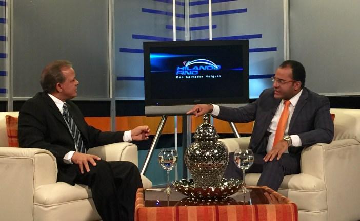 Exsecretario del PRD revela Miguel Vargas le pidió  que renuncie para poner a Wellington Arnaud